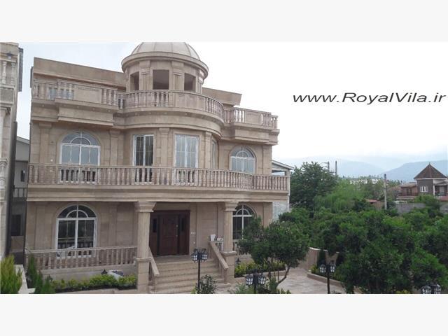 کاخ ویلا لاکچری استخردار در سعادت آباد نور