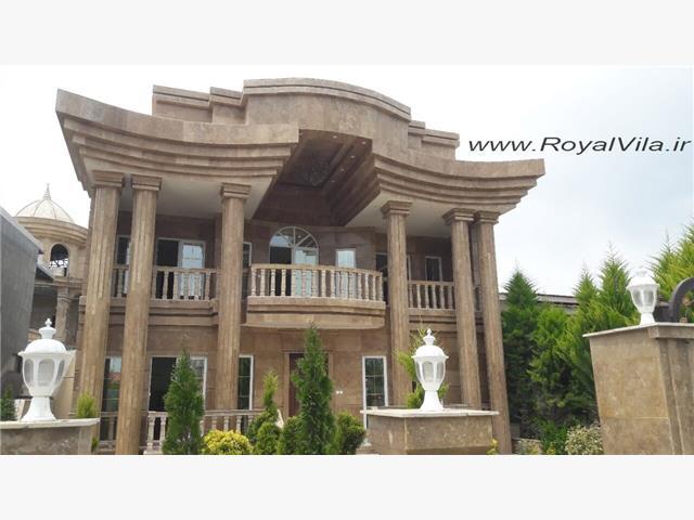 ویلا دوبلکس لاکچری با سونا و جکوزی سعادت آباد نور
