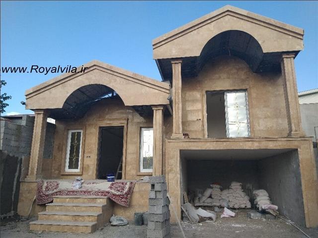 ویلا شهرکی ارزان قیمت در کاسب محله آمل
