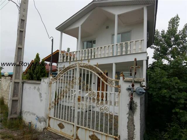 ویلا شمال با 80 میلیون در سیاه لش محمودآباد