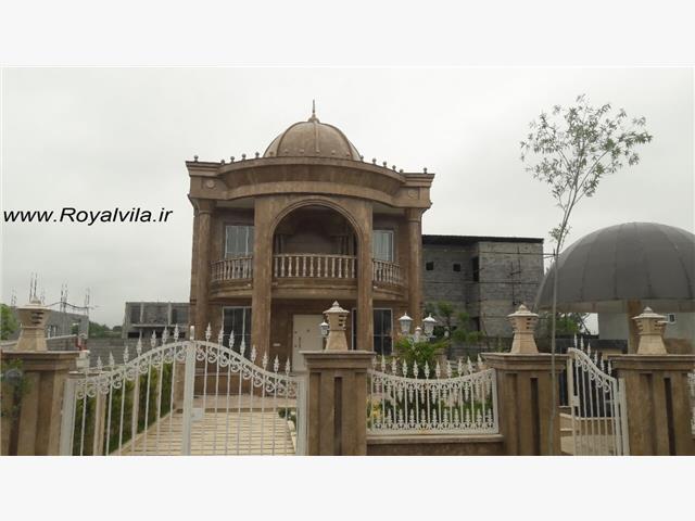 کاخ ویلا لاکچری شهرکی ارزان قیمت در نور