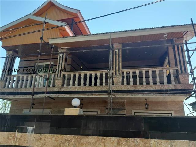 خرید ویلا جنگلی دوبلکس سنددار در همصفای نور