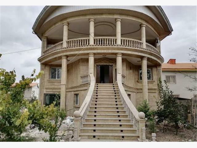 فروش کاخ ویلای ساحلی در سرخرود