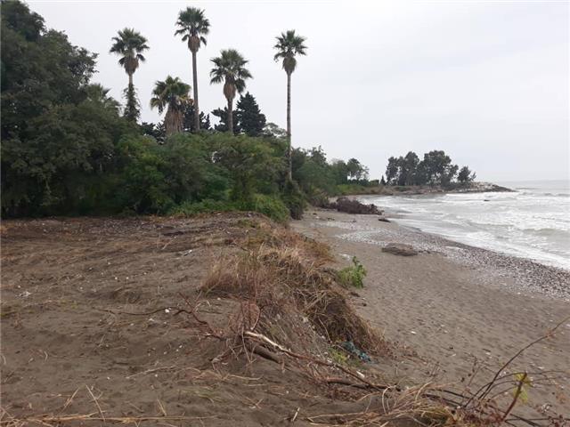 فروش زمین ساحلی در چلک