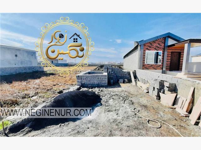 فروش زمین قابل ساخت در نور