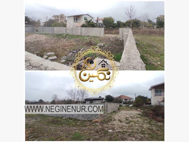 خرید زمین قابل ساخت با ویو جنگلی در امیرآباد نور