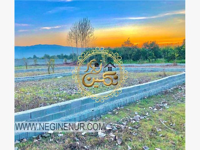 فروش فوری زمین ارزان قیمت قابل ساخت در محمودآباد