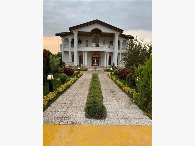 کاخ ویلای لاکچری در شهرک برند
