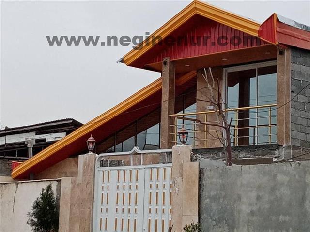 ویلا نیم پیلوت با مجوز ساخت در سرخ رود