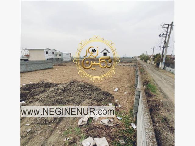 خرید زمین 195 متری آماده ساخت در جاده دریا