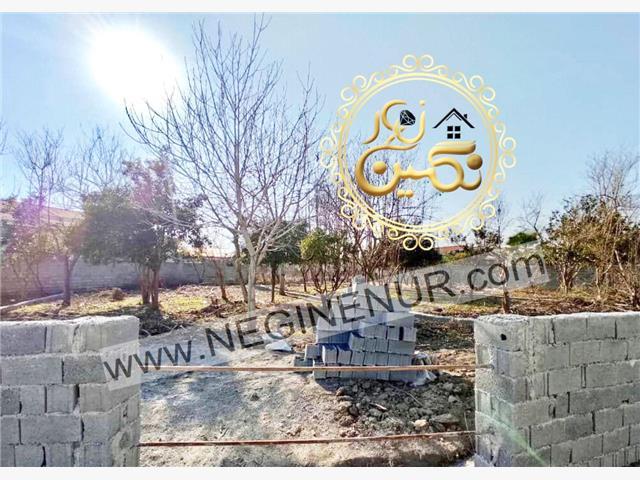 خرید زمین 1209 متر داخل بافت مسکونی در نور
