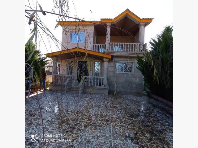 خرید ویلا دوبلکس شهرکی در چمستان