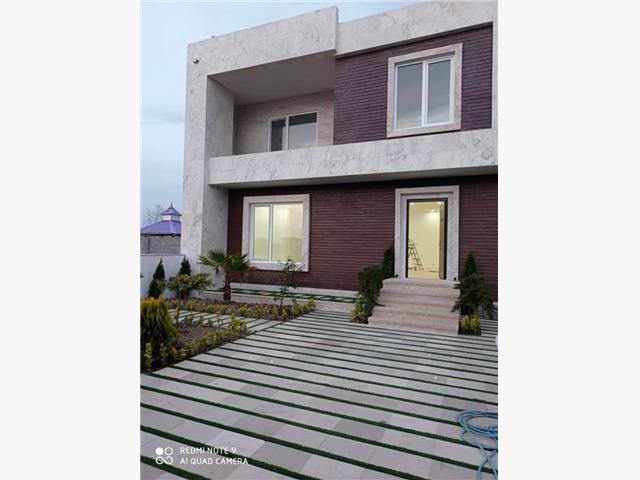خرید ویلا دوبلکس نما مدرن شهرکی در محمودآباد