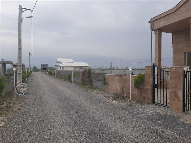 خرید زمین مسکونی 265 متری شهرکی در چمستان