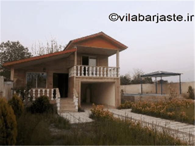 ویلا باغ نیم پیلوت سعادت آباد