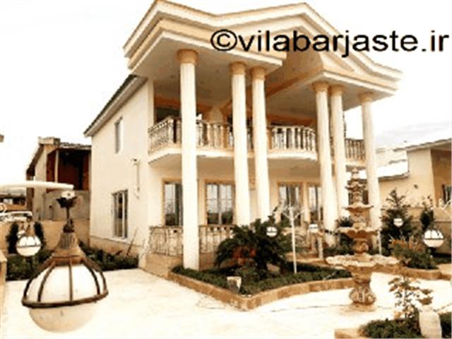 ویلا دوبلکس شهرکی سعادت آباد