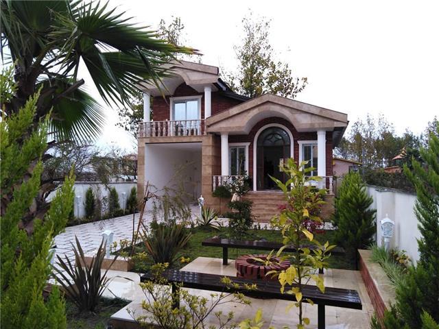 خرید ویلا جنگلی نوساز در علی آباد آمل