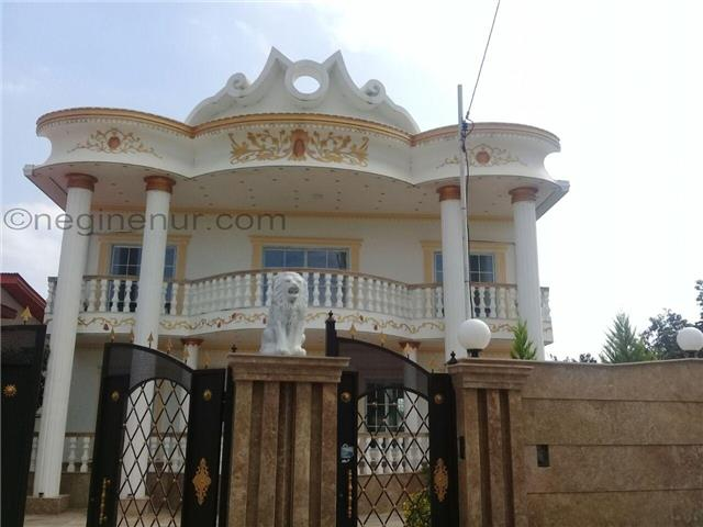 خرید ویلا دوبلکس جنگلی سنددار امیرآباد