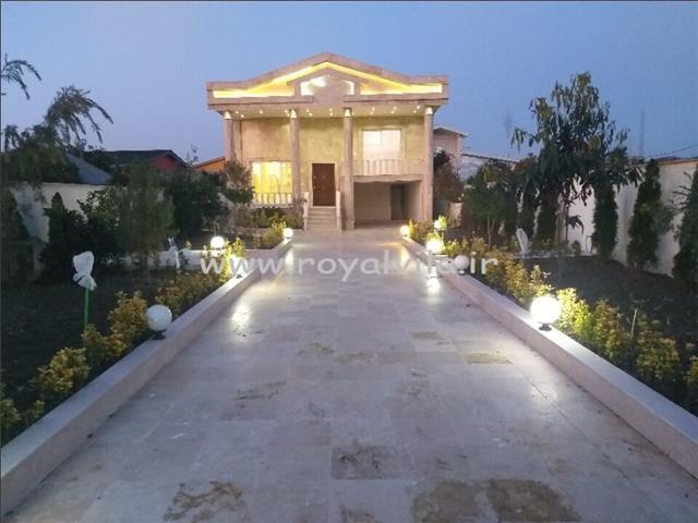 خرید ویلا لوکس قابل معاوضه در تلارم محمودآباد